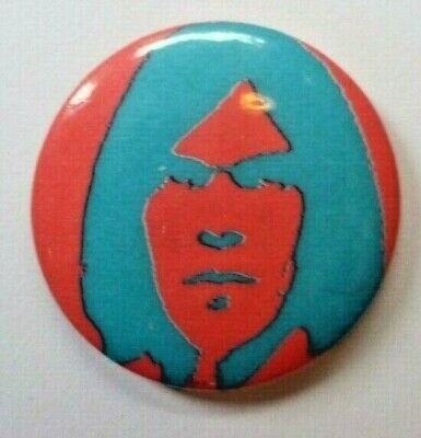 Neil Young Vintage 1970s Pin Badge American Folk Rock • 3.50£