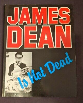 Morrissey - James Dead Is Not Dead - RARE OUT OF PRINT BOOK • 50£