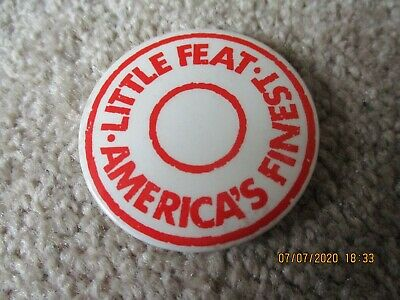 Vintage Little Feat, America's Finest  Badge • 1.49£