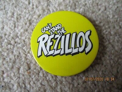 Vintage Rezillos  Badge • 1.49£