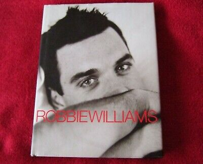 ROBBIE WILLIAMS - 'Somebody Someday.' Superb, Unread , Quality Hard Backed Book. • 2.90£