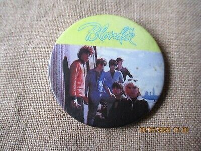Vintage Blondie Badge • 1.49£