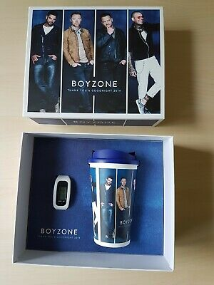 Boyzone Thankyou And Goodnight Tour VIP Box Great Condition • 12£