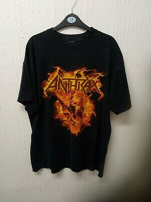 Anthrax - We've Come For You All - Tour Shirt Vintage Large • 2.99£