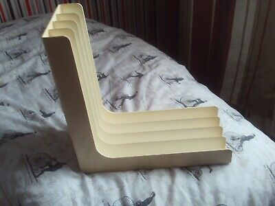 Gustavsberg Record/LP/Album/Vinyl Display Stand/Holder Vintage/Retro 1970s • 27£