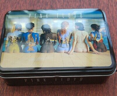 Pink Floyd ~ Back Art Special Edition ~ 2 Playing Card Set In A Tin ~  Official  • 65£