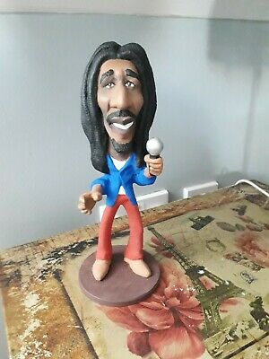 Bob Marley Figure Figurine Resin Perect Condition  • 129.99£