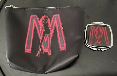 Mariah Carey Caution Tour VIP Make-Up Bag & Compact • 50£