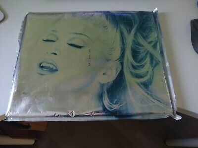 UK Edition Of Madonna's SEX Book Numbered 0813938 Pre-owned In Vgc • 37£