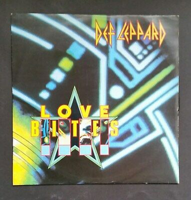Def-Leppard-Love Bites,1987,12 Inch Single • 9.99£