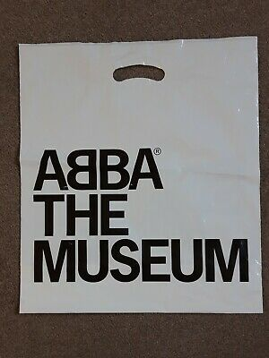 Abba The Museum Large Carrier Bag • 4£