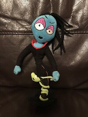 "A Fire Inside AFI Articia 2002 Cinder Block Plush 9"" Toy Doll Character • 11.99£"