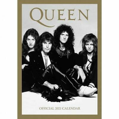 Queen A3 Wall Format Calendar 2021  Official Licensed Product • 12.39£