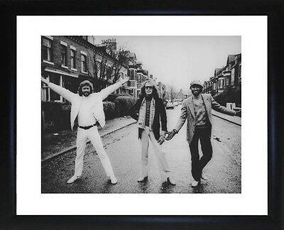 Bee Gees Framed Photo CP0485 • 13£