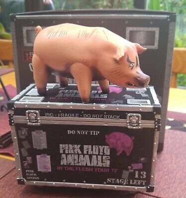 Pink Floyd Official ~   Algie   Pig On Tour ~ Ltd Edition Collectable Model  Xxx • 195£