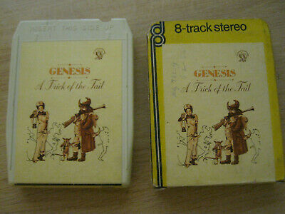 Genesis A Trick Of The Tail 8track Cassette Tape • 4.99£