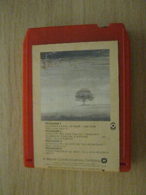 Genesis Wind And Wuthering 8track Cassette Tape • 4.99£