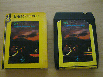 Genesis And Then There Were Three 8track Cassette Tape • 4.99£
