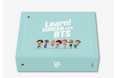 BTS - Learn! KOREAN With BTS Book Package • 119£