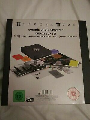 Depeche Mode Sounds Of The Universe Box Set 💥💥💥 New • 39.99£