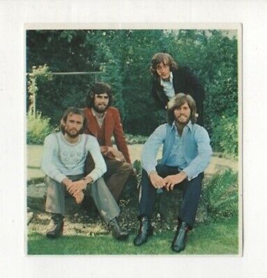 DAILY EXPRESS SOUND 72 ALBUM 1 X PHOTO OF THE BEE GEES 1972. 3.5 X 3.25 Inches. • 1.65£