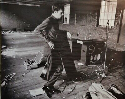 Joy Division Ian Curtis Rehearsal Room Vocal PA Mixer Amplifier Still Working • 199.99£