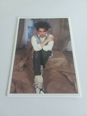 Robert Smith Of The Cure - 1991 Postcard • 13£