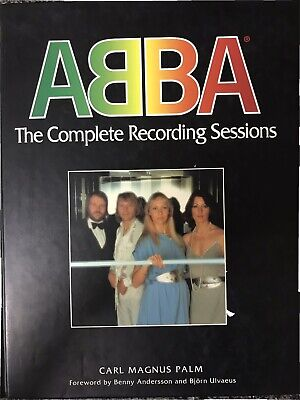 Abba. The Complete Recording Sessions • 30£