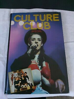 Vintage 1984 Culture Club Special Hardback, Unclipped, Great Condition  • 4.25£