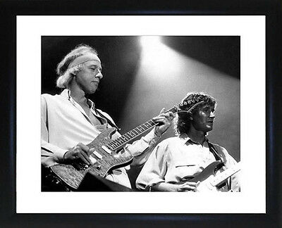 Dire Straits Framed Photo CP1650 • 13£