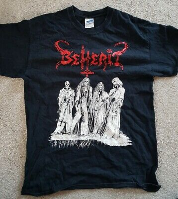 Beherit The Oath Of Black Blood Shirt • 3.50£