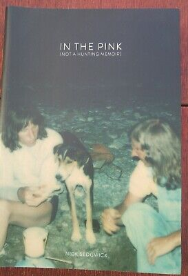 In The PINK ~ Nick Sedgwick (2017 )  Roger Waters ~ Pink Floyd DSOTM 1974 • 95£