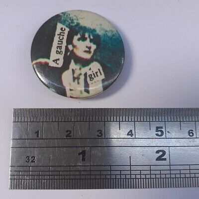 Siouxsie And The Banshees Vintage Badge 1978 • 5.50£