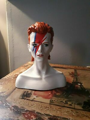 David Bowie Ceramic Bust Perfect Condition Boxed  • 149.99£