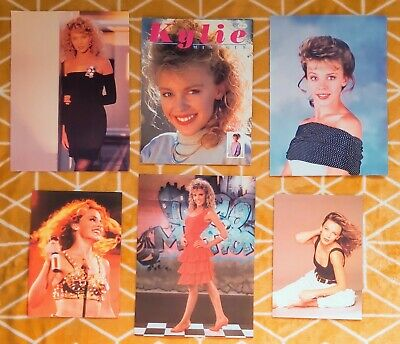 Kylie Minogue Magazine Book & Pictures - Kylie - Disco - PWL 80s  • 5£