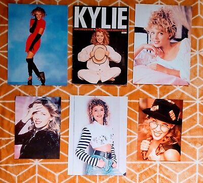 Kylie Minogue Magazine Book & Pictures - Kylie - Disco - PWL 80s  • 7.50£