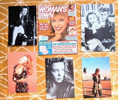 Kylie Minogue Magazine 1989 & Pictures - Kylie - Disco - PWL 80s  • 4£
