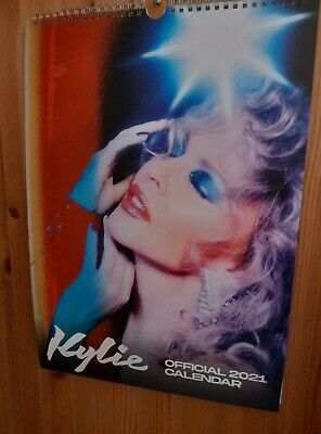 Kylie Minogue 2021 ♡Sold Out♡ Calendar  • 69.99£