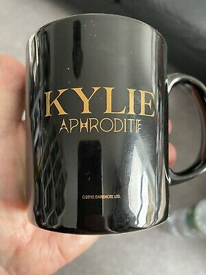Kylie Minogue Aphrodite Official Tour Mug  • 30£