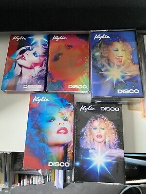 Kylie Minogue Disco Cassette Bundle Cassettes New • 180£