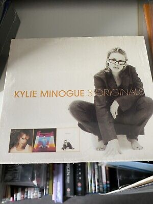 Kylie Minogue 3 Originals Sealed 3 CD Boxset Germany  • 40£