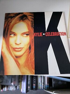 Kylie Minogue Celebration Australian Card Sleeve CD Single  • 75£
