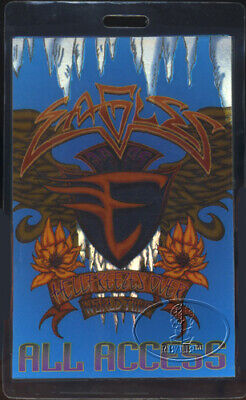 THE EAGLES 1994-96 Laminated Backstage Pass • 27.35£