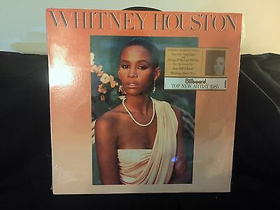 Whitney Houston,  Original Album, Billboard Top New Artist 1985 • 23.16£
