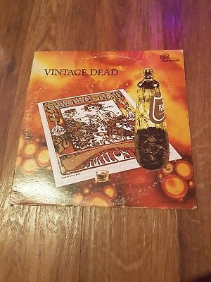 Vintage Dead The Grateful Dead Near Mint Vinyl • 39.99£
