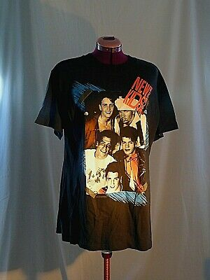 New Kids On The Block, No More Games, Vintage 1990s T Shirt Extra Large • 39.99£