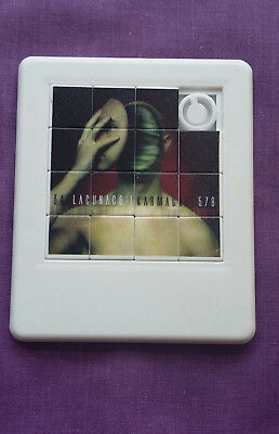 LACUNA COIL Karmacode Promotional Puzzle / Game Century Media 2006 • 10£