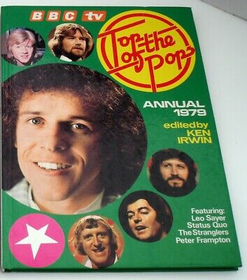 Top Of The Pops 1979 Annual Unclipped • 4.50£