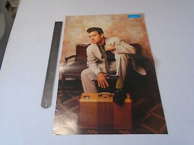 Chris Isaak - Centrefold Poster Clipping - 1991 • 4.99£