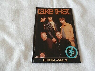 Vintage TAKE THAT Official Annual 1994 • 4.99£